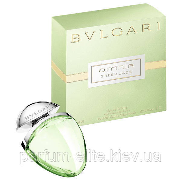 женская туалетная вода Bvlgari Omnia Green Jade 25ml цена 630 грн