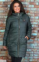 Куртка женская длинная - Зара