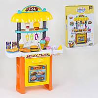 Детский игровой набор Магазин Фастфуда (35 предметов)
