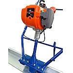 Виброрейка для укладки бетона бензиновая Spektrum РВ-01Д (двигатель Spektrum 140 FA), с лезвием 1 м, фото 2