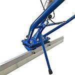 Виброрейка для укладки бетона бензиновая Spektrum РВ-01Д (двигатель Spektrum 140 FA), с лезвием 1 м, фото 3