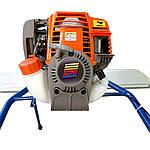 Виброрейка для укладки бетона бензиновая Spektrum РВ-01Д (двигатель Spektrum 140 FA), с лезвием 1 м, фото 5