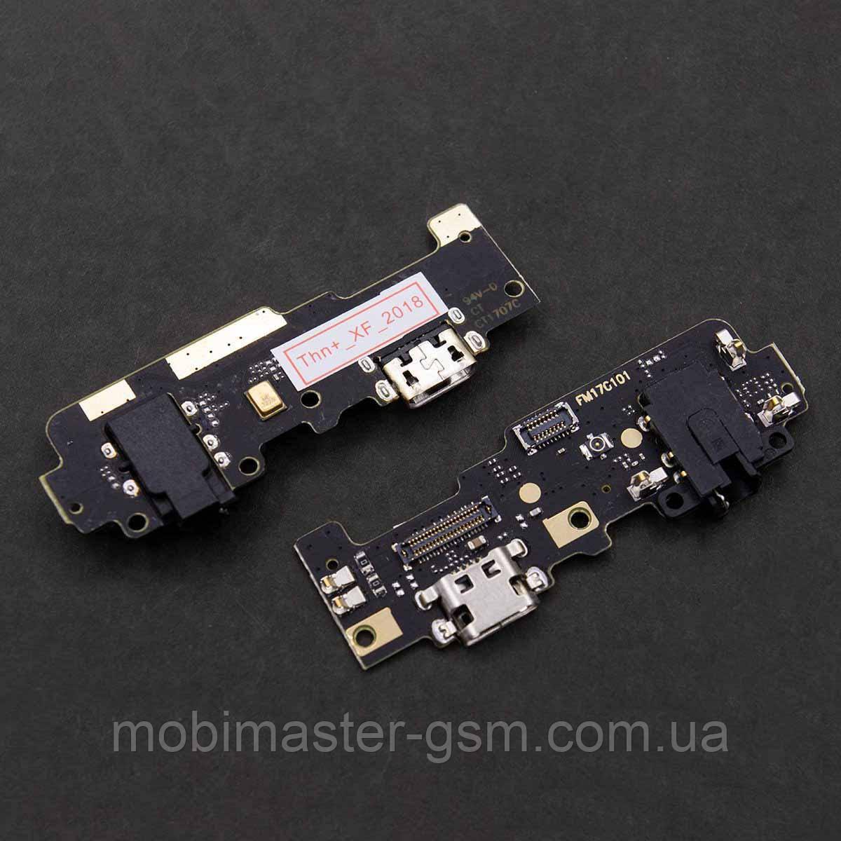 Плата USB Meizu M3e