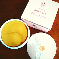 Патчи под глаза золотые на гидрогелевой основе Anny Pack, Корея 60 шт