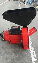 Зернодробилка Могилев 3.5 кВт, 240 кг/ч, фото 3