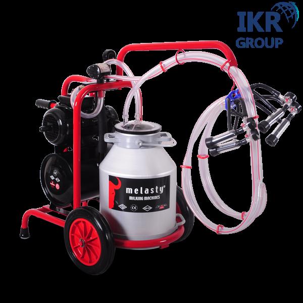 Доїльний апарат для двох овець Melasty TKKY 2-AK
