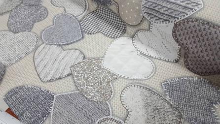 Постельное белье Валентинка бязь ТМ Комфорт-текстиль Евро, фото 2