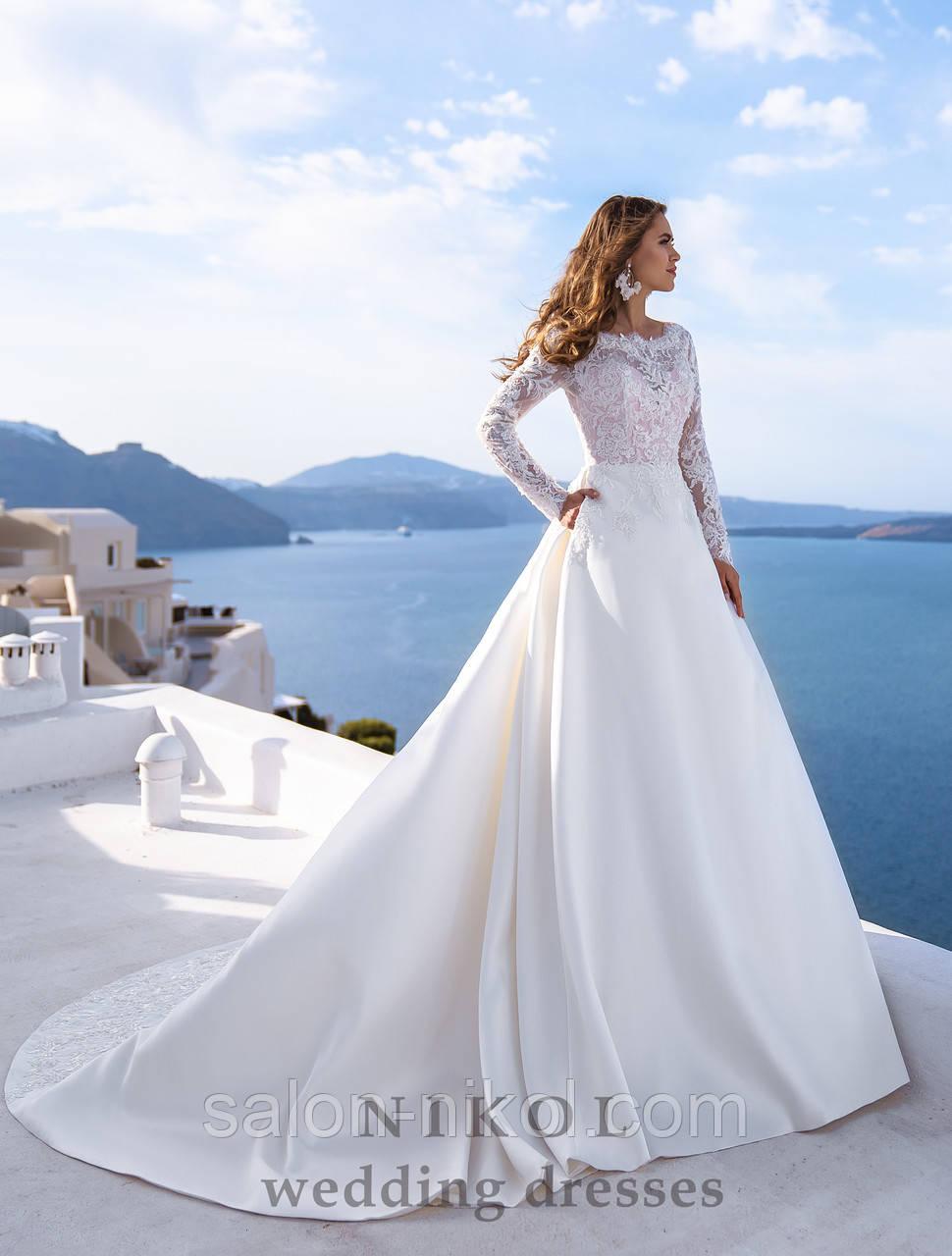 Свадебное платье № S-509