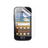Защитная пленка Samsung Galaxy Ace II I8160
