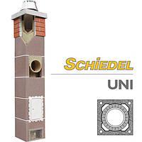 Schiedel UNI - одноходовой без вентиляции