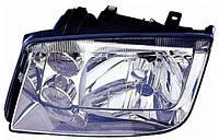 Фара передняя для Volkswagen Bora '99-05 левая (DEPO) под электрокорректор