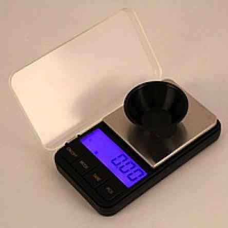 Весы ювелирные 6285PA, 500г (0,1г)+чашка, фото 2