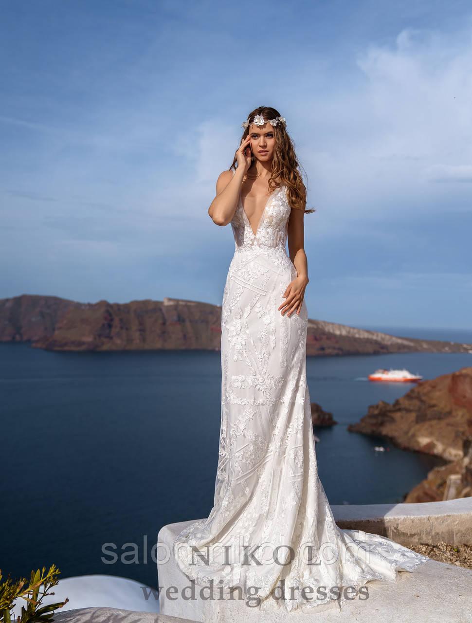 Свадебное платье № S-510