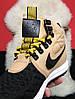 """Мужские зимние кроссовки Nike Lunar Force 1 Duckboot 17 """"Beige Black"""", фото 5"""