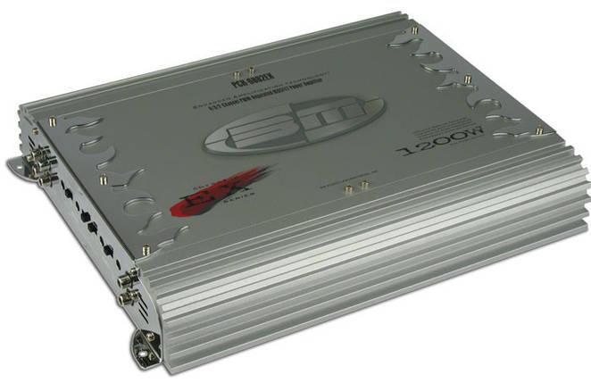 Автомобильный усилитель звука BM Boschmann PCH-6882EX мощность звука усилитель бошман в машину 1200 Вт, фото 2