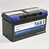 Аккумулятор 6СТ-100A TAB POLAR, 12V, 100Ah (-/+)евро, Таб полар, 12В, 100Ач, EN850А