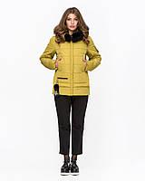 Куртка зимняя с мехом Mangust (размер 42), фото 1