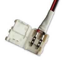 Соединитель для 3528 LED (с двумя кабелями) 20 cm LD181 FERON