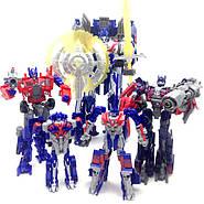 Хотите купить игрушку трансформер Оптимус Прайм? Обзор 5-и моделей игрушек Optimus Pime от Hasbro.