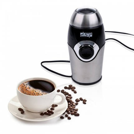Кофемолка - гриндер  dsp KA-3001 электрическая, фото 2