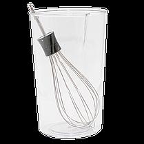Ручной кухонный комбайн  Domotec MS 0977 (4 в 1) с чашей, фото 3