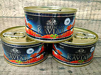Икра горбуши красная Gorbuscha Kaviar Silver Bay, 140g (США)