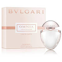 Женская парфюмированная вода Bvlgari Omnia Crystalline L`Eau de Parfum 25ml