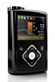 Инсулиновая помпа 640G, Medtronic Minimed