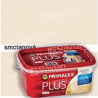Краска интерьерная Primalex Plus 7.5кг COLOR цветная Сметанова (smotanova)