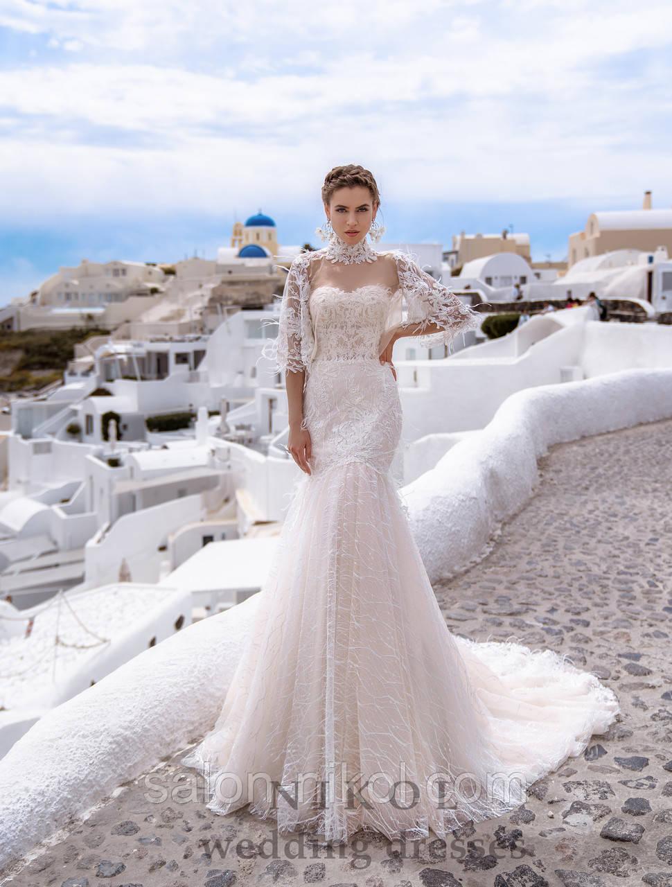 Свадебное платье № S-511