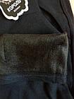 Лосины штаны женские флисовые на меху чёрные.50-52, 52-54. От 6шт по 77грн, фото 4
