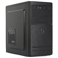 Корпус Crown CMC-4200 450W чёрный, Minitower (CM-PS450W ONE)