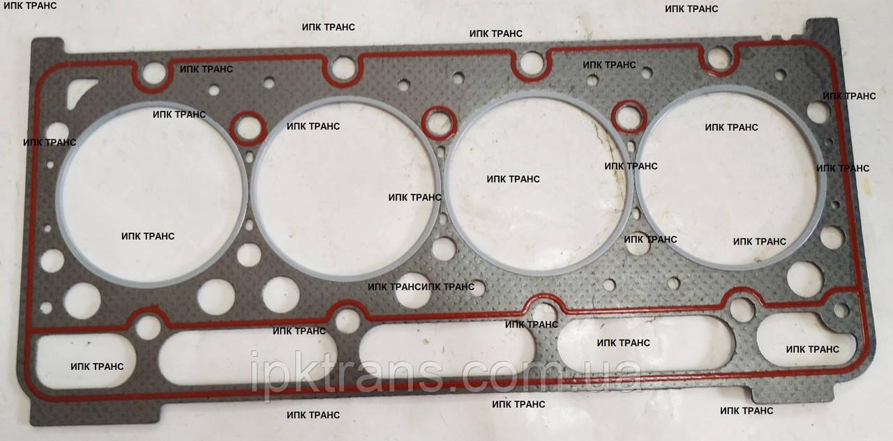Прокладка ГБЦ двигуна Kubota V2203; CT4.134 АЗБЕСТ 1901303311; 25-38532-00