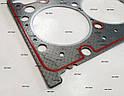 Прокладка ГБЦ двигуна Kubota V2203; CT4.134 АЗБЕСТ 1901303311; 25-38532-00, фото 3
