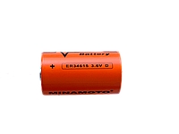 Батарейка литиевая размер D Minamoto 3,6 вольт   ER-34615