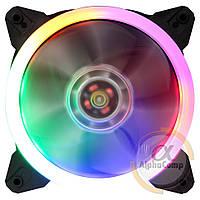 Кулер 120×120 1stPlayer R1 Color LED bulk