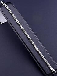 Браслет  XUPING  20 см  с родиевым покрытием