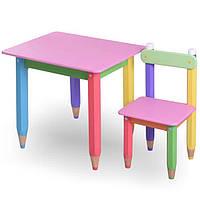 Столики и стульчики Юлиана