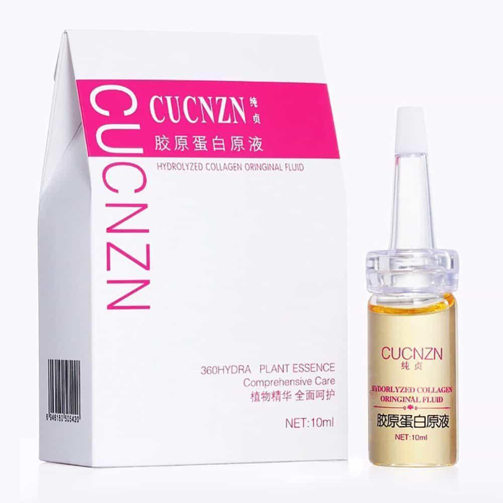 Сыворотка - концентрат с Коллагеном Cucnzn, 10 ml