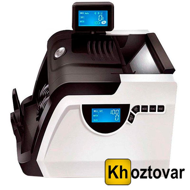 Счетная машинка валют с ультрафиолетовым детектором Bill Counter 6200