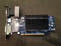 ВИДЕОКАРТА Pci-E RADEON HD 4350 c HDMI на 512 MB ГАРАНТИЕЙ ( видеоадаптер hd4350 512mb  )