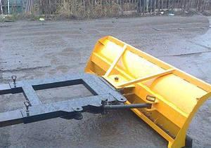 Отвал лопата для автопогрузчика 1.5 м