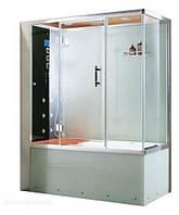 Гидромассажный бокс Grandehome WS110L/S6 левосторонний, 1650х850х2210 мм