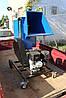 Измельчитель веток T-REX-130 (4 вала) 18 лс, фото 2
