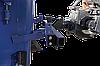 Картофелесажалка 2-х рядная цепная с БДУ к мототрактору (фиксированное междурядие) (КС19), фото 5