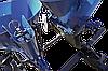 Картофелесажалка 2-х рядная цепная с БДУ к мототрактору (фиксированное междурядие) (КС19), фото 6
