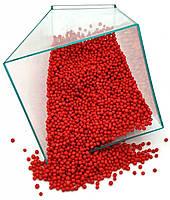 Посыпка красные шарики 2 мм 50 грамм