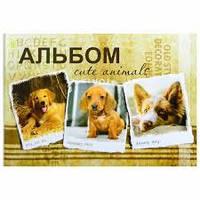 Альбом для рисования 12 листов DOG