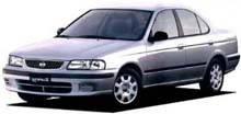 Фаркопы на Nissan Sunny N14 (1990-1995)