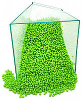 Посыпка салатовые шарики 2 мм 50 грамм